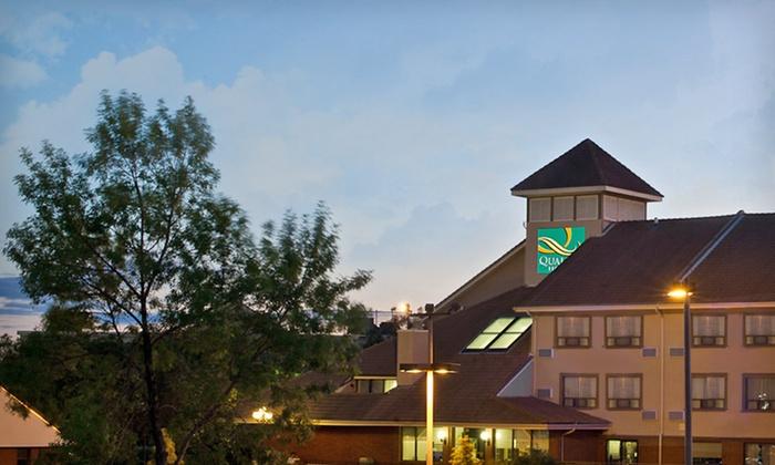 Quality Hotel Burlington - Burlington: One-Night Stay at Quality Hotel Burlington in Burlington, ON