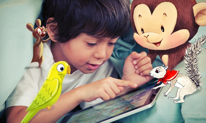 FarFaria: $12 for a Six-Month Subscription to FarFaria Children's Storybook iPad App ($23.94 Value)