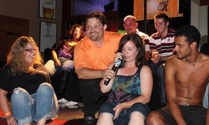 Michael Oddo - Voltage Comedy Club: Michael Oddo on Saturday, April 2, at 8:15 p.m.