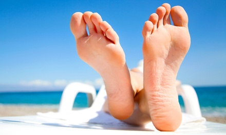 Laser Toe-Fungus Removal for One or Two Feet at Worcester Tattoo Removal (Up to 50% Off)