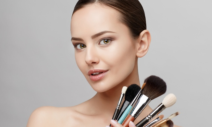 Styles by Jeffrey - Lakeview: Makeup Lesson and Application from Styles by Jeffrey (52% Off)