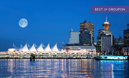 Stay with Optional Parking or Dining at Century-Plaza Hotel & Spa in Vancouver. Dates into April