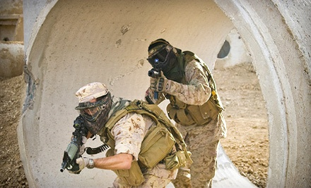 Paintball Package for 2 (Up to a $99.94 Value) - Defcon Paintball in Toronto