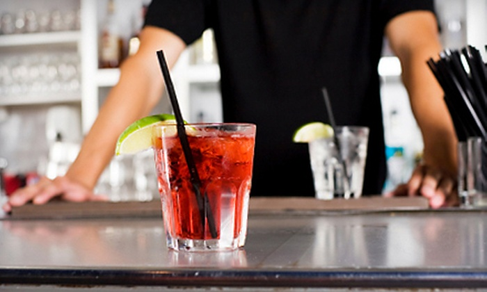 Royal Bartending School - Downtown Ontario: Four-Hour Mixology Class or Forty-Hour Bartending Course at Royal Bartending School in Ontario (Up to 60% Off)