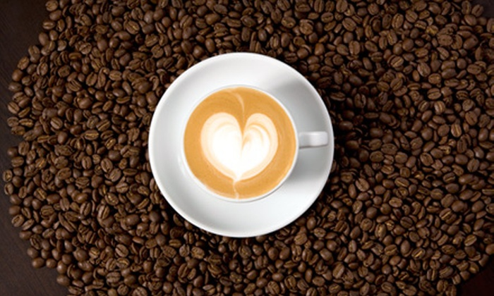 CoffeePledge Against Cancer  - Multiple Locations: $18 for a Punch Card for 20 Coffees from CoffeePledge (Up to $39.80 Value)