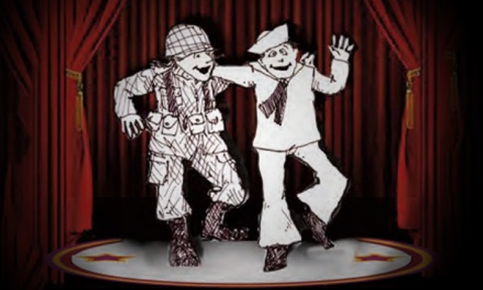 Cannon Ball Military Follies Revue - North Oakland: Tickets for One or Two to Cannon Ball Military Follies Revue on Sunday, October 16 at Soldiers & Sailors Memorial Hall & Museum
