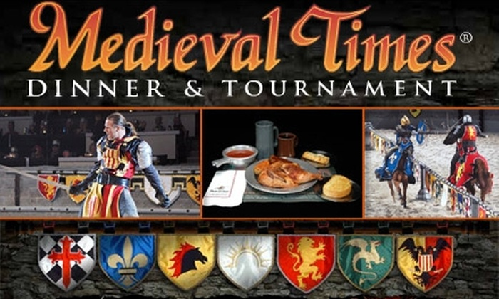 medieval knights coupons