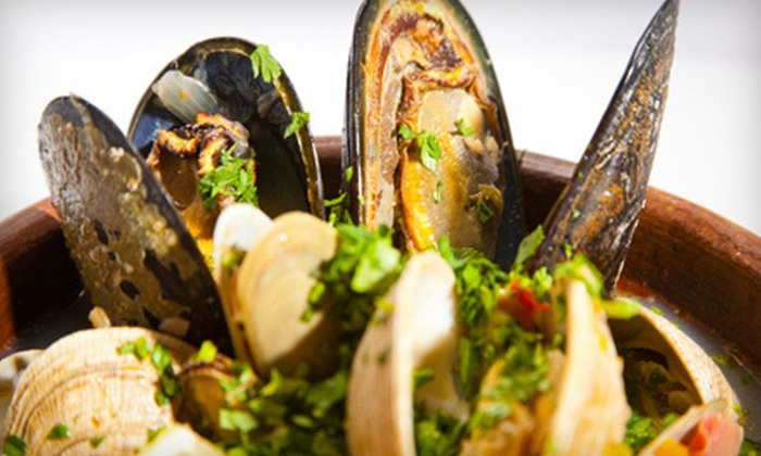 Caldwell's Grant - Amherstburg: Three-Course Locally Sourced Meal for Two or Four at Caldwell's Grant (Up to 62% Off)