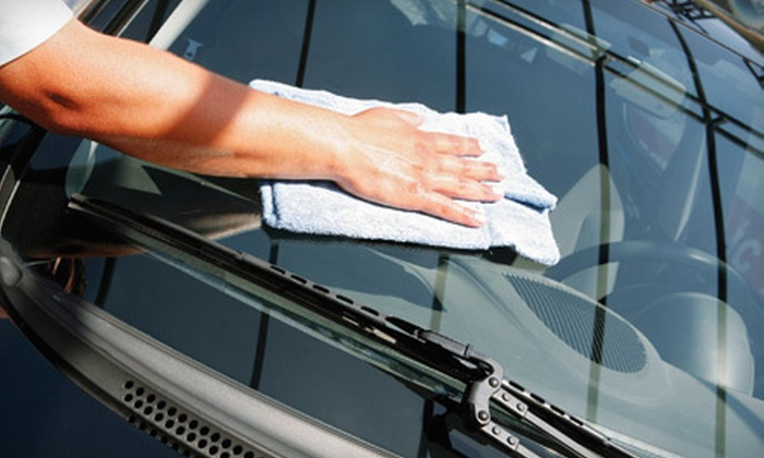 Midtown's Finest Hand Wash and Detail - Midtown: One or Three Express Details, or a One-Year Car-Wash Package at Midtown's Finest Hand Wash and Detail (Up to 68% Off)