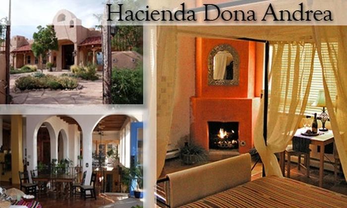 Hacienda Doña Andrea de Santa Fe  - Albuquerque: $110 for a One-Night Stay at Hacienda Doña Andrea de Santa Fe