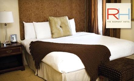 The Redmont Hotel: Deluxe-Suite Romance Package - The Redmont Hotel in Birmingham
