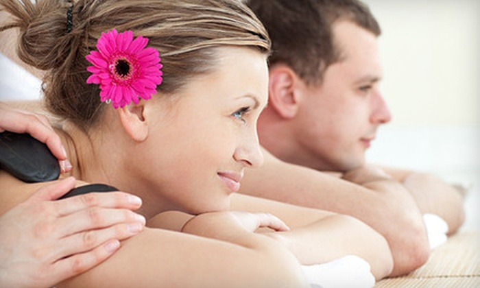 Toscana European Day Spa - Boston: $169 for a Spa Day with Manicures, Facials, and Body Treatments for Two at Toscana European Day Spa ($470 Value)