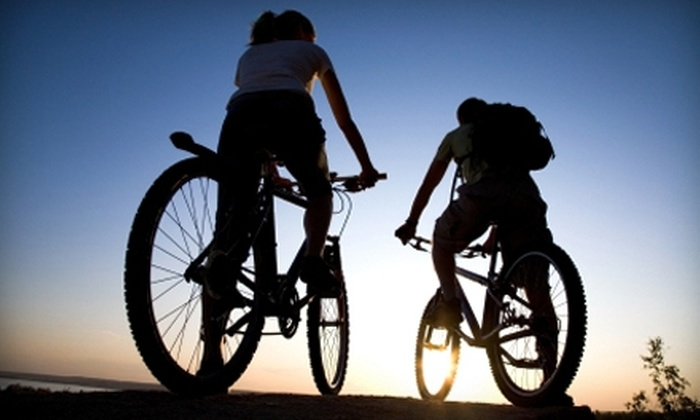 Born to Ride Bicycle Rental - Oro-Medonte: $43 for a Wonderland Horseshoe Tour for Two from Born to Ride Bicycle Rental ($86 Value)