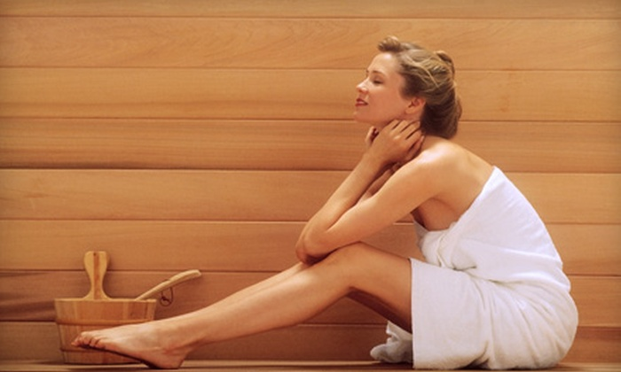 Core Power Fitness - Victoria: 5 or 10 Half-Hour Infrared Sauna Sessions at Core Power Fitness