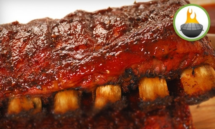 Sweet Auburn BBQ - Multiple Locations: Barbecue Fare at Sweet Auburn BBQ. Two Options Available.