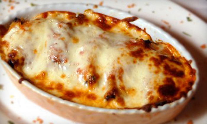 Ristorante Marcellino - Chemistry: Italian Fare at Ristorante Marcellino in Waltham (Half Off). Three Options Available.