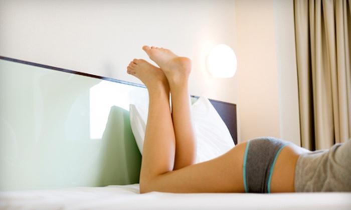 The Studio Exhale - Thousand Oaks: Three, Six, or Twelve Cellulite-Reduction Treatments at Leona Skin Spa
