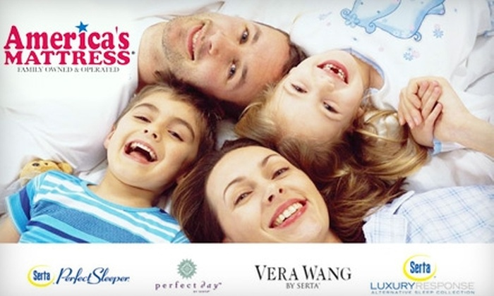 America's Mattress - Multiple Locations: $149 for $349 Worth of Mattress Wares at America's Mattress