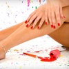 Half Off Mani-Pedi from Lori Gonzales
