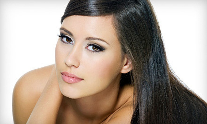 Studio 515  - West Bloomfield: $125 for a Brazilian Blowout at Top Models Salon & Boutique in West Bloomfield ($350 Value)