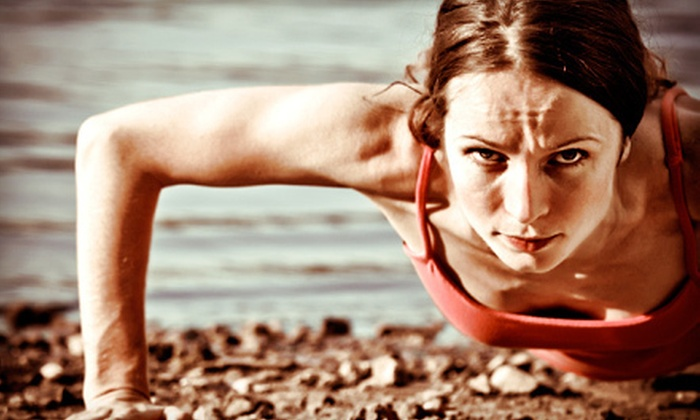 Total Body Results - Multiple Locations: Four Weeks of Unlimited Boot Camp or Three Months of Boot Camp Twice a Week from Total Body Results (Up to 87% Off)