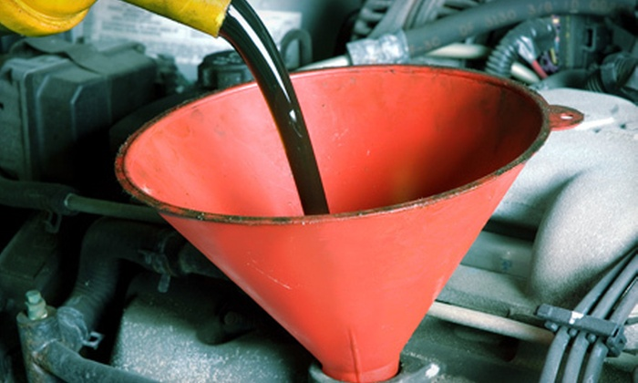 Finn Mototech - Broomfield Professional Park: One or Three Full-Service Oil Changes at Finn Mototech (Up to 77% Off)