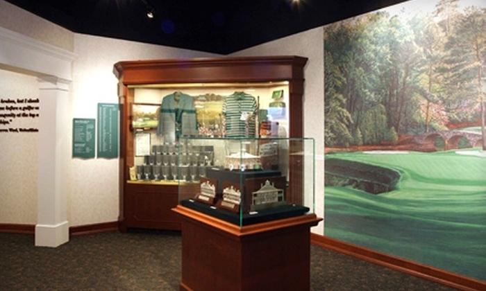 Jack Nicklaus Museum - The Ohio State University: $10 for Two Admissions to the Jack Nicklaus Museum