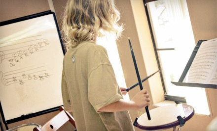 8 Weeks of Music Lessons (a $240 value) - The Tucker Academy For The Arts in Delray  Beach