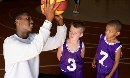 Half- or Full-Day Holiday Break Youth Basketball Camp for One or Two at Elite Skills (Up to 54% Off)