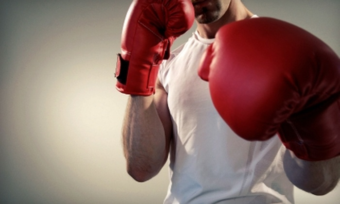 Clearwater Boxing Center - Clearwater: $39 for One Month of Unlimited Boxing and Kickboxing Classes at Clearwater Boxing Center ($90 Value)
