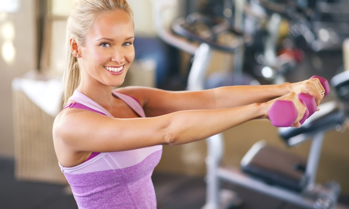 Simply Fit - Belchertown: Two Weeks of Fitness Classes at Simply Fit (45% Off)