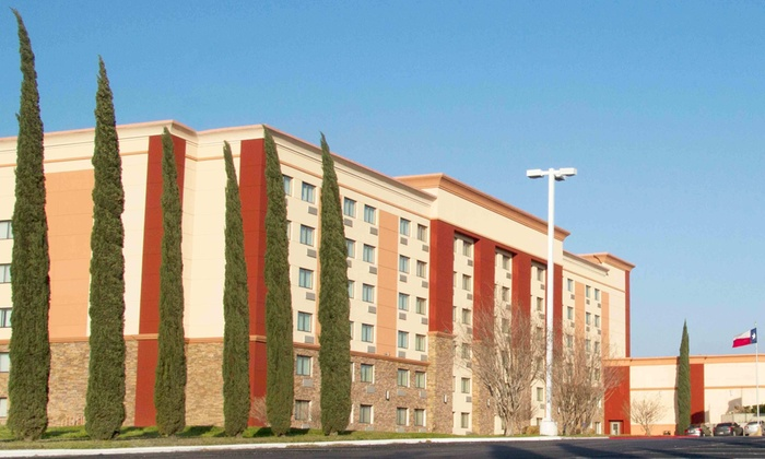Blue Cypress Hotel     - Arlington, TX: One- or Two-Night Stay at Blue Cypress Hotel in Arlington, TX
