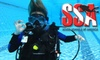 Scuba Schools of America - Montclair: $25 for an Introductory Scuba Class at Scuba Schools of America ($50 Value) Plus $50 Off an Open-Water Diver Course