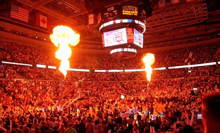 Detroit Pistons vs. Cleveland Cavaliers on Wed., Dec. 28 at 7:30PM: Sections 202-204, 212, 213, 217-219, 227-229 - Detroit Pistons in Auburn Hills