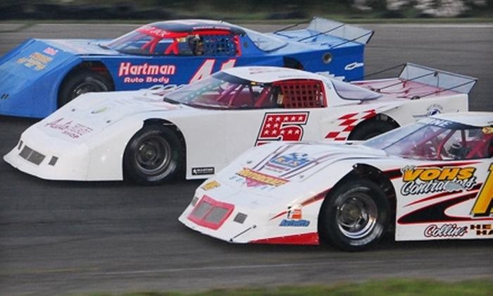 Owosso Speedway - Ovid: $10 for General Admission to All May Races and Carnage Night at Owosso Speedway ($60 Value)