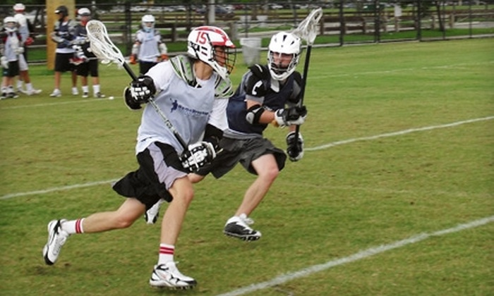 GameBreaker Lacrosse Camps - Bloomfield: $182 for a Four-Day Camp at GameBreaker Lacrosse Camps in Bloomfield ($365 Value)