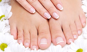 Korcare Spa & Wellness: $35 for Two No-Chip Manicures or a Mani-Pedi at Korcare Spa & Wellness ($70 Value)
