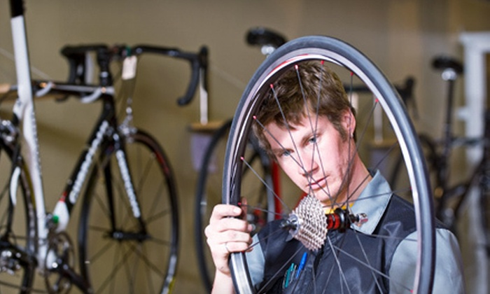 River City Bicycles - North Chattanooga - Hill City - UTC: Sport or Performance Bike Tune-Up at River City Bicycles (Up to 55% Off)