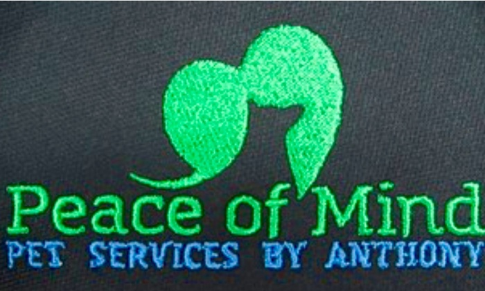 Peace of Mind Pet Services by Anthony - Philadelphia: Two Dog Walks from Peace of Mind Pet Services by Anthony (50% Off)