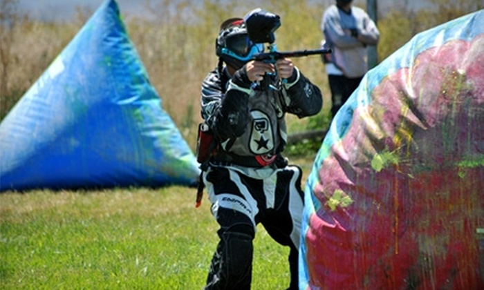 Extreme Paintball - Modesto: $20 for Paintball Outing at Extreme Paintball ($45 Value)