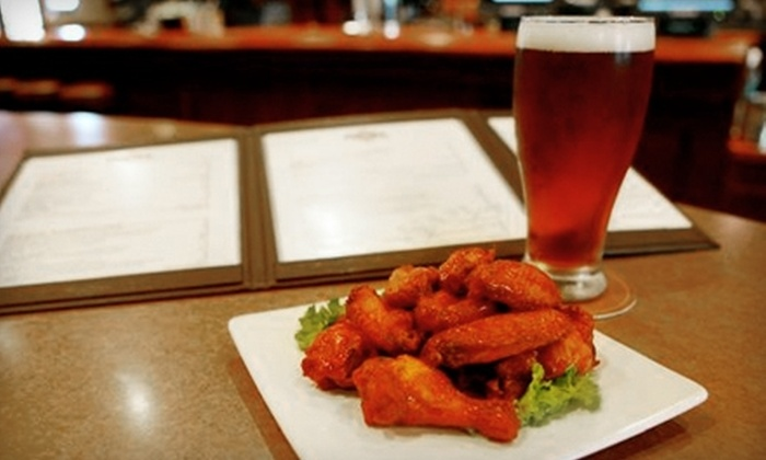 Samz Neighbourhood Pub - Multiple Locations: Pub Fare and Drinks at Samz Neighbourhood Pub. Two Locations Available.