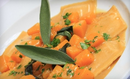 pastaVino Italian Bistro: $14 Groupon for Lunch - pastaVino Italian Bistro in Mineola