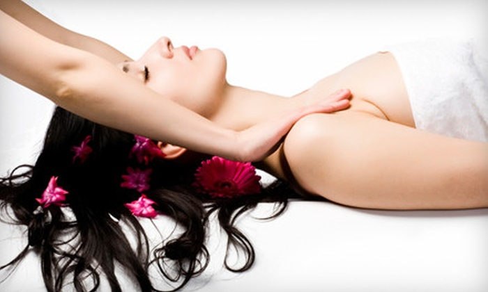 AgeLoc Spa - West Rockville: One-Hour Swedish Massage or One-Hour Swedish Massage and 20-Minute Foot Reflexology at AgeLoc Spa in Rockville (Up to 51% Off)