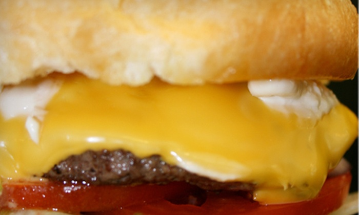 Burger and Beer Challenge Presented by Eat This! Charleston - Awendaw: Burger and Beer Challenge for One or Two at Funky Little Kitchen on Saturday, November 12 (Up to 56% Off)
