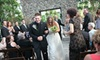 Planterra - West Bloomfield: $899 for a Wedding or Vow-Renewal Package for Up to 50 at Planterra Conservatory in West Bloomfield ($1,950 Value)