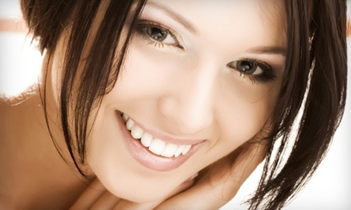 Industre Hair & Body - Brookside: $45 for Two One-Hour Facials, Two 30-Minute Peels, or One of Each at Industre Hair & Body ($100 Value)