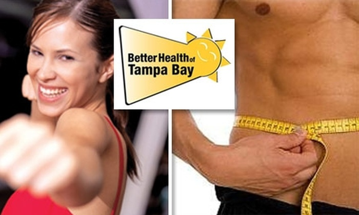 Better Health of Tampa Bay - Tampa: $50 for an Initial Weight-Loss-Plan Consultation at Better Health of Tampa Bay ($189 Value)