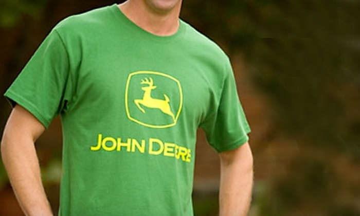 Heritage Tractor - Multiple Locations: $20 for $40 Worth of John Deere Merchandise and Apparel at Heritage Tractor