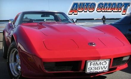Auto Smart: $100 Worth of Auto Services - Auto Smart in Wichita
