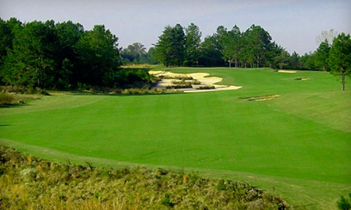 Capstone Club of Alabama - Brookwood: Golf Outing for Two with Cart Rental at the Capstone Club of Alabama in Brookwood. Two Options Available.